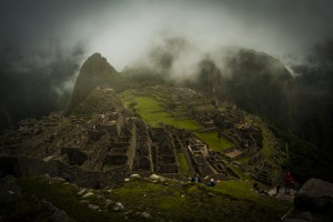 Melissa North - Machu Picchu
