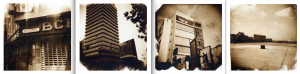 Estelle Vincent - The Reconstruction of Beirut series