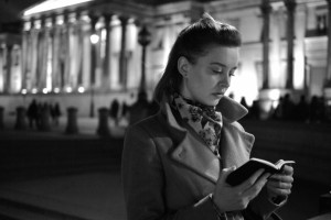 Samantha Edgley - Between the Lines